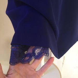Trina Turk Dresses - Trina Turk lysett blue shift dress 0